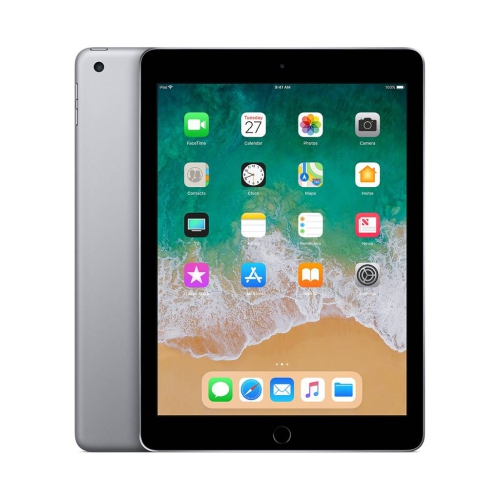 Apple iPad 6th Generation (2018 model) 128gb, Wifi only 9.7in